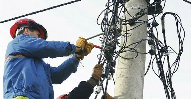 bez struje, radovi na mreži