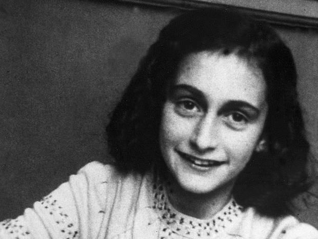 Ana Frank, njemačka Jevrejka,
