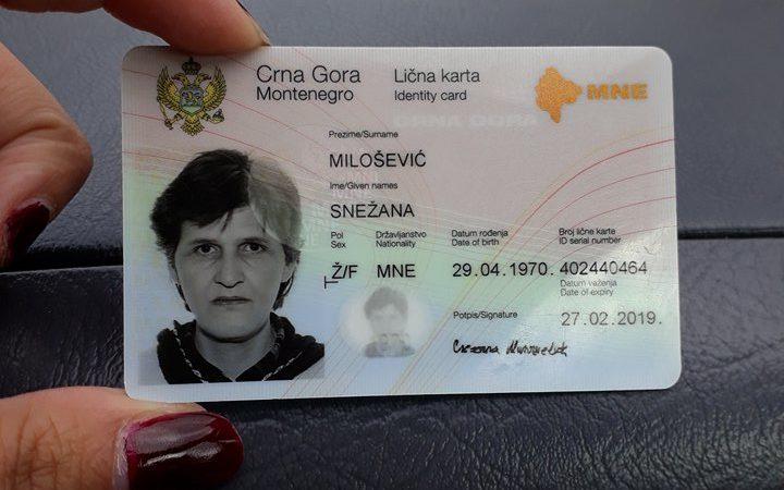 Pronađena Licna Karta Mladiniksica Mladink