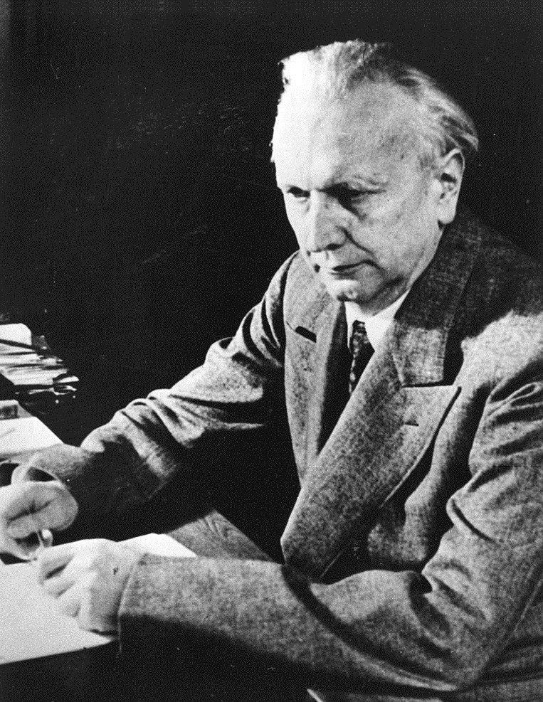 Karl Teodor Jaspers, njemački filozof,