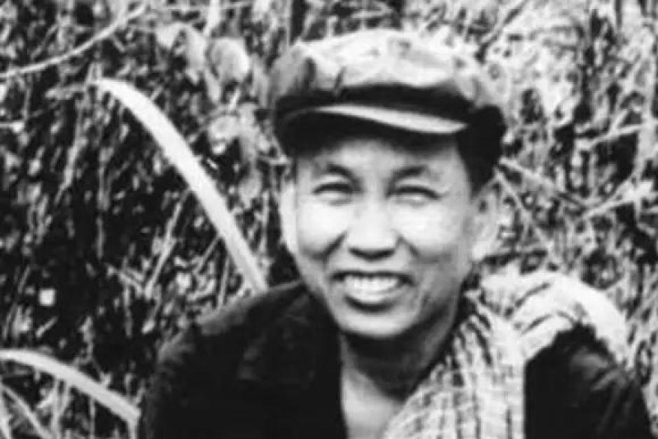 Pol Pot, bivši kambodžanski maoistički diktator,