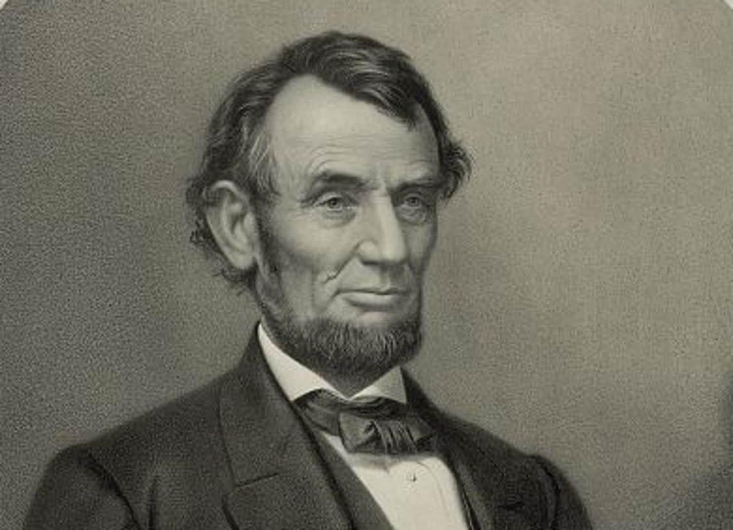 Abraham Linkoln, bivši predsjednik SAD-a,
