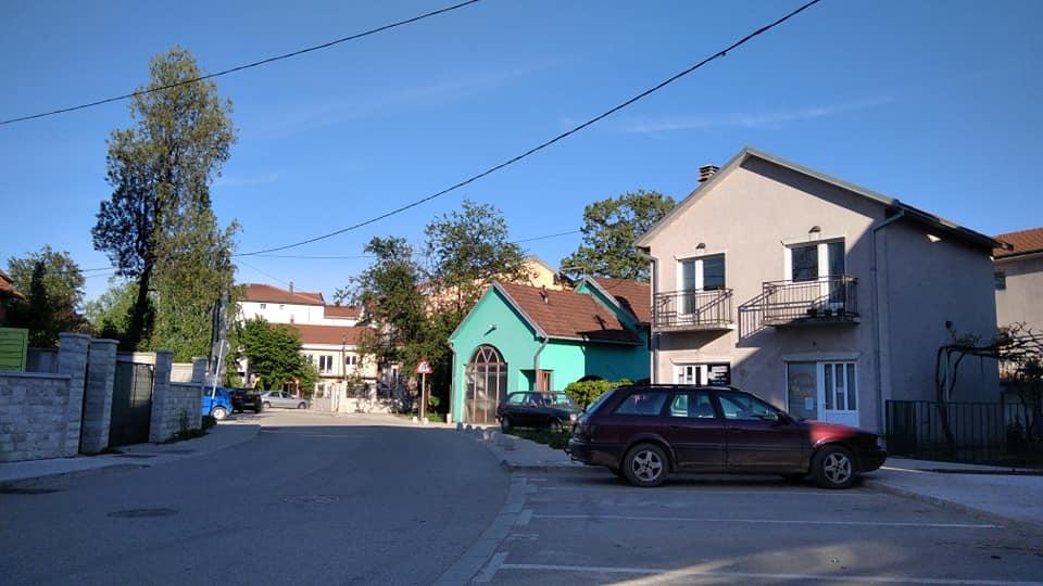 Sunčano u Nikšiću