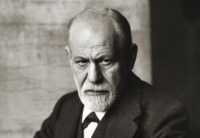 Sigmund Frojd, austrijski ljekar jevrejskog porijekla,