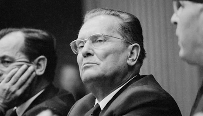 Josip Broz Tito, doživotni predsjednik SFRJ