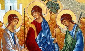 Danas su Svete Trojice ili Duhovi