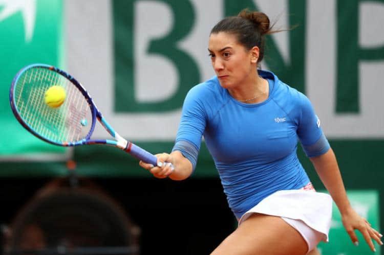 Danka Kovinić, tenis, lista