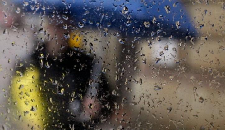 Kiša u Nikšiću