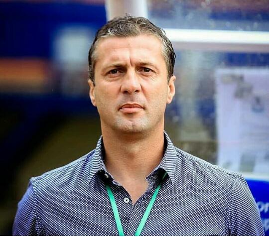 trener Sutjeske