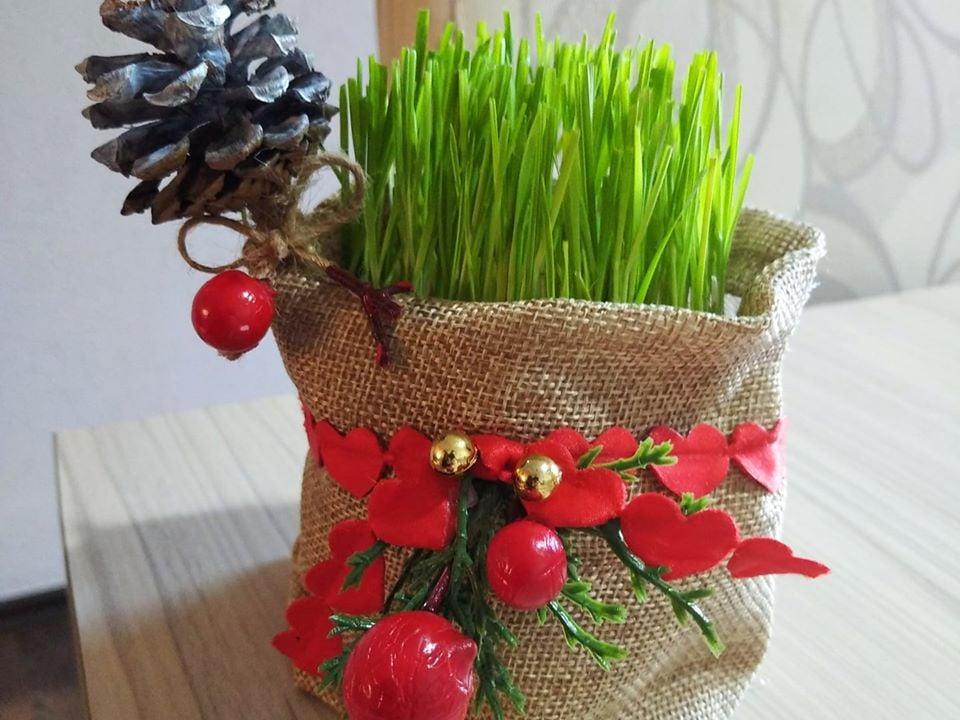 božićna pšenica