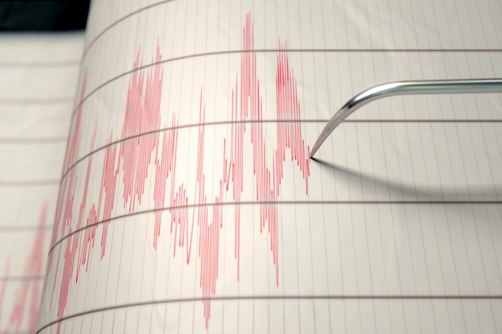 zemljotres u podgorici