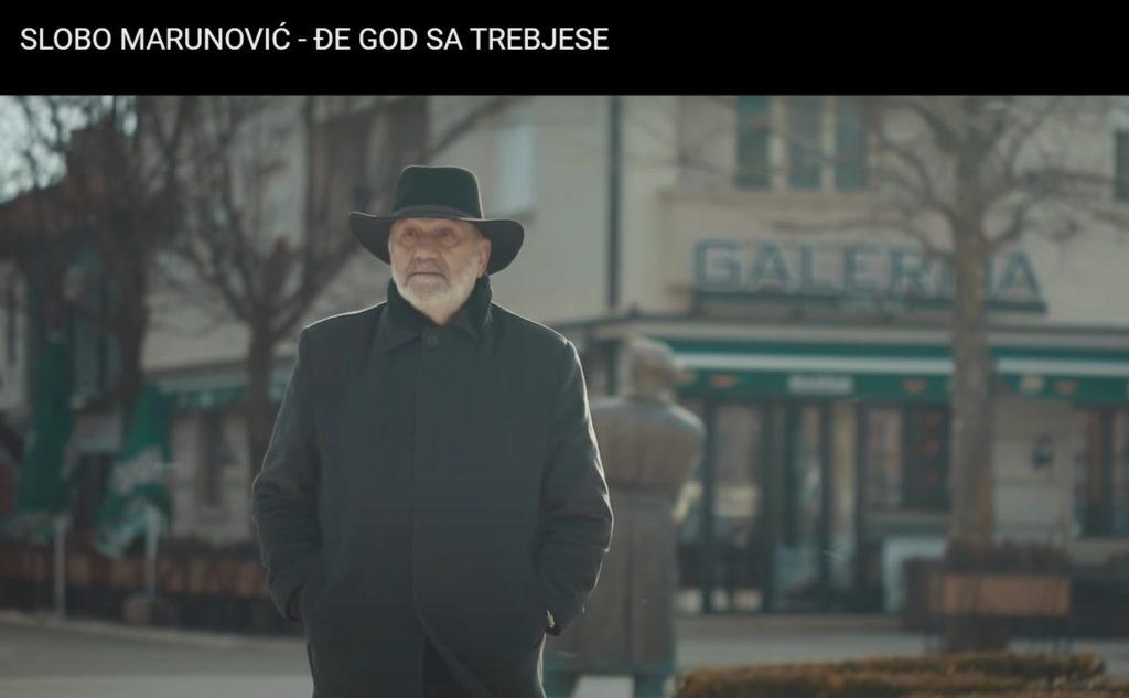 Slobodan Slobo Marunović Đe god sa Trebjese