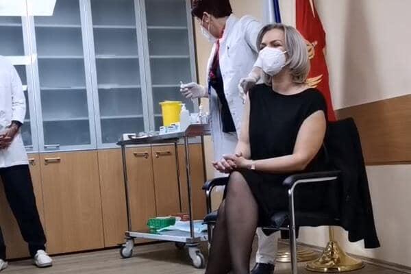 Jelena Borovinić Bojović, vakcina, corona, Sputnjik V, Kina