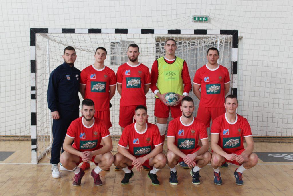 Studentska liga Crne Gore, Fakulteta za sport i fizičko vaspitanje, , futsal,