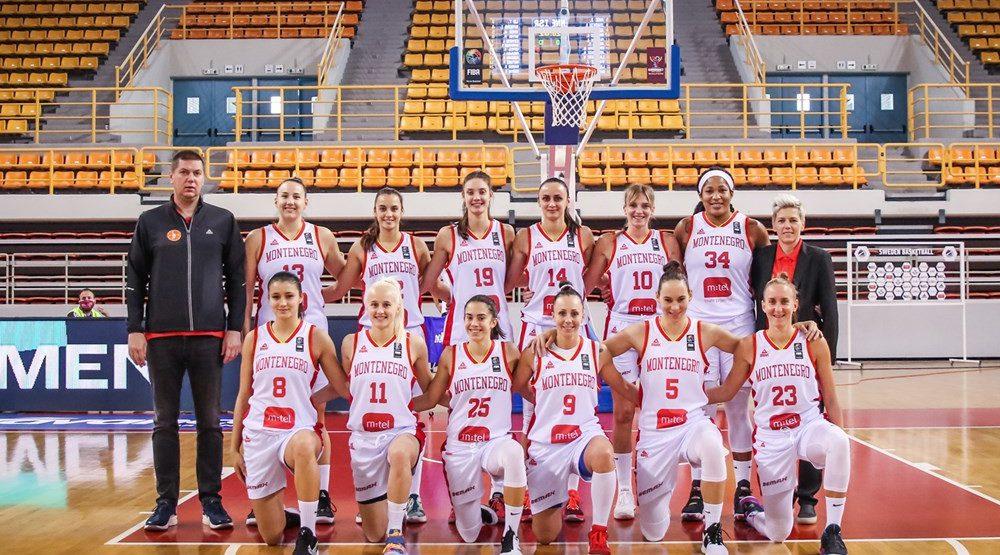 Crna Gora, Izrael, košarka