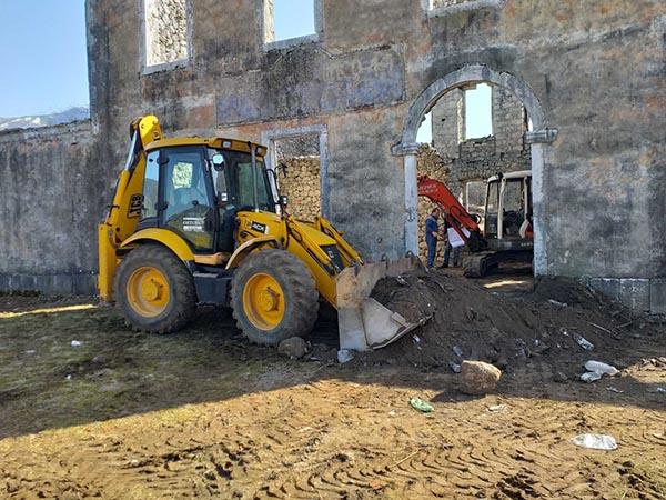 rekonstrukcija stare škole u Župi