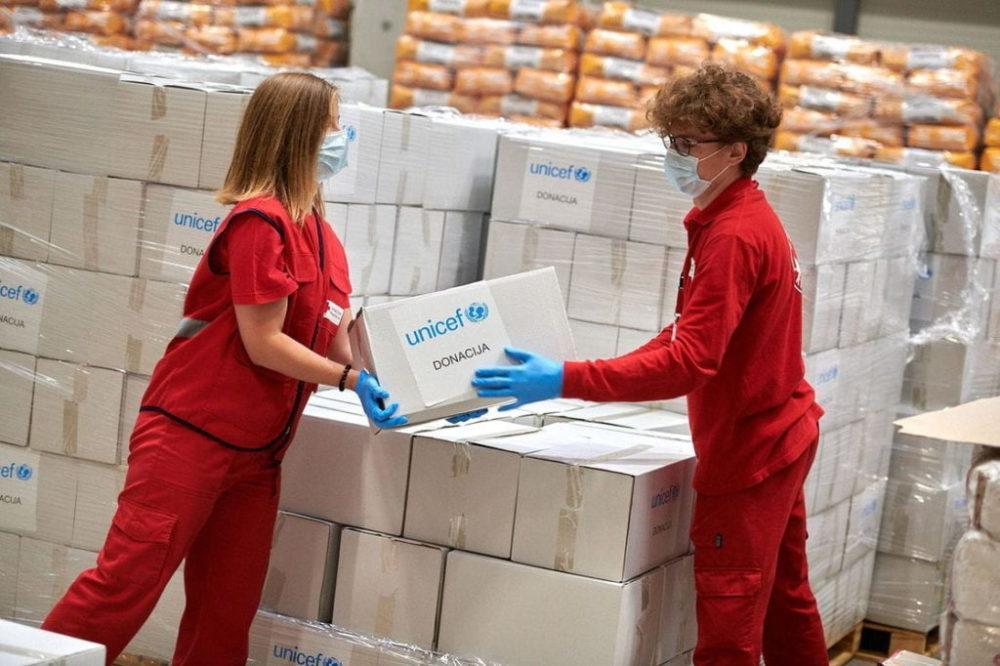 UNICEF pomogao više od 24.000 djece i odraslih