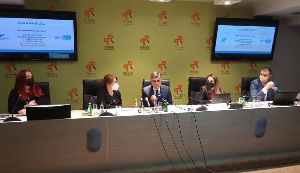 Novi lokdaun ne bi izdržalo 95 odsto preduzeća u Crnoj Gori
