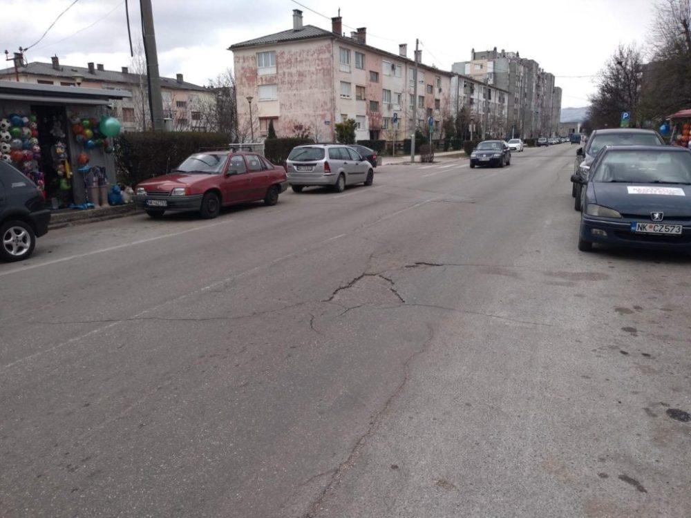 """Čitaoci šalju: Ulica Baja Pivljanina """"zrela"""" za rekonstrukciju"""