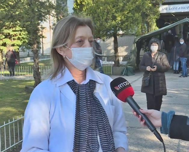Doktorica Ljiljana Adžić