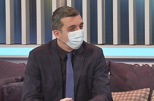 imulzacija, korona, vakcine, crna gora, Aleksandar Sekulić