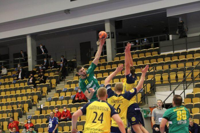 Rukometna reprezentacija Crne Gore poražena u Lundu