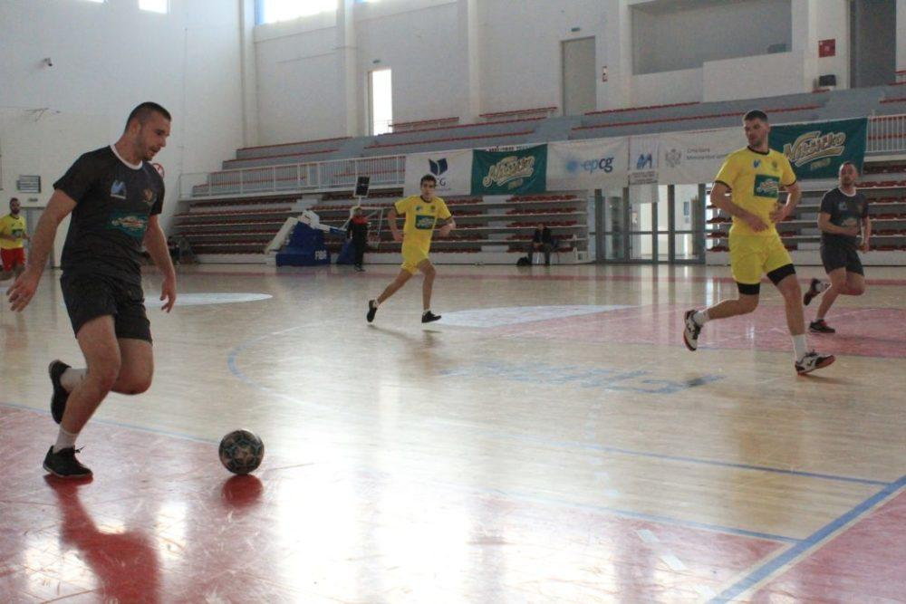 Kanonada Studentskog doma iz Podgorice
