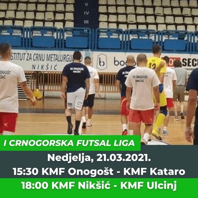Prva Crnogorska Futsal liga