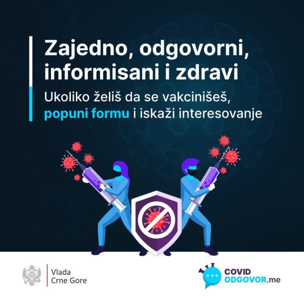 332 osobe primile drugu dozu vakcine