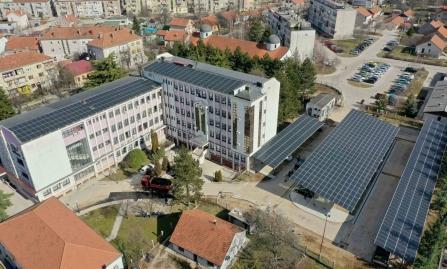 Solarni izvor za energetski neutralan objekat