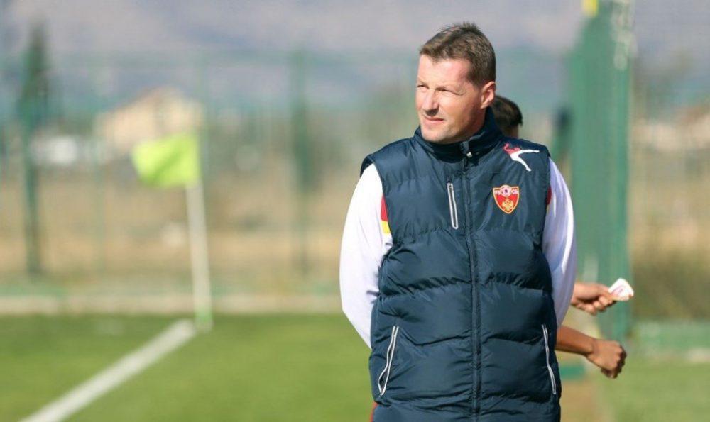 Goran Pešić, fudbal, reprezentacija