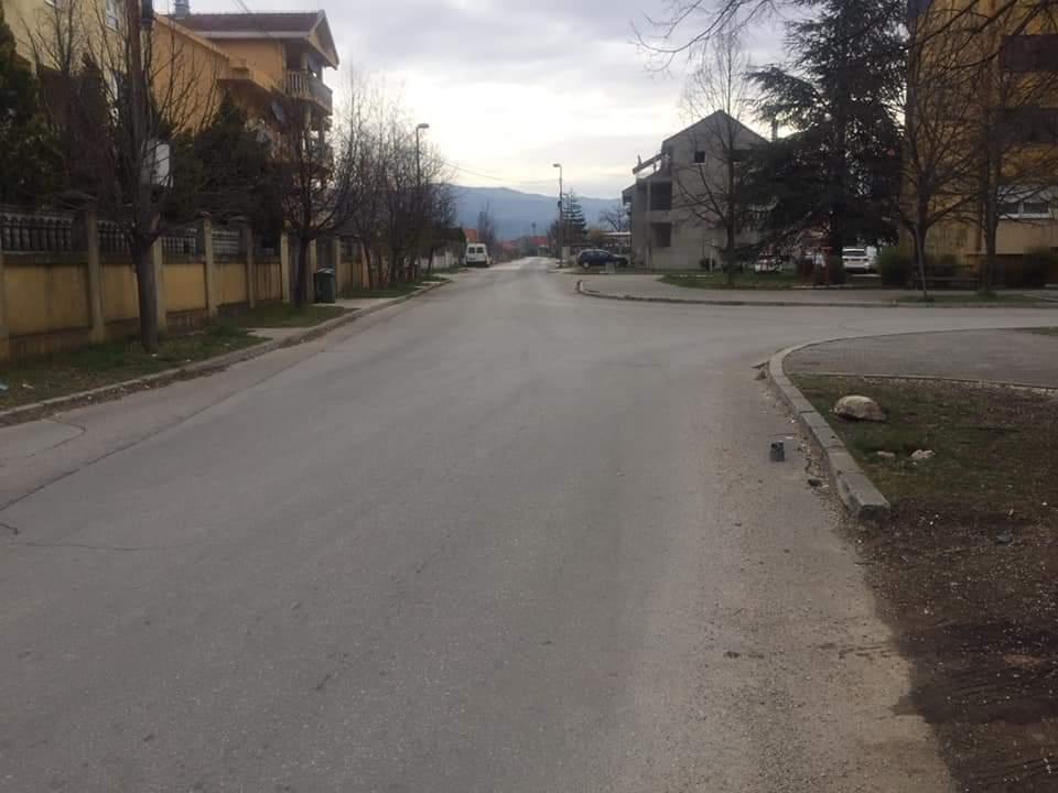 Nikšić ulica
