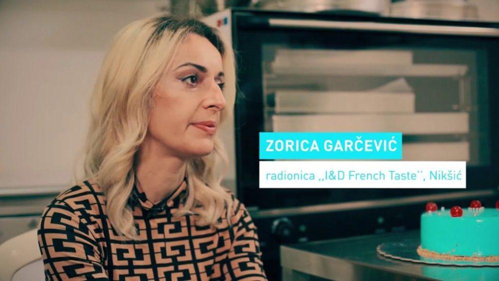 """Zorica Garčević i njene """"Francuske torte"""""""