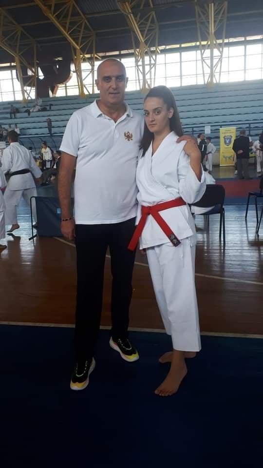 Na Prvenstvu Crne Gore u karateu učestvuje i KK Jion