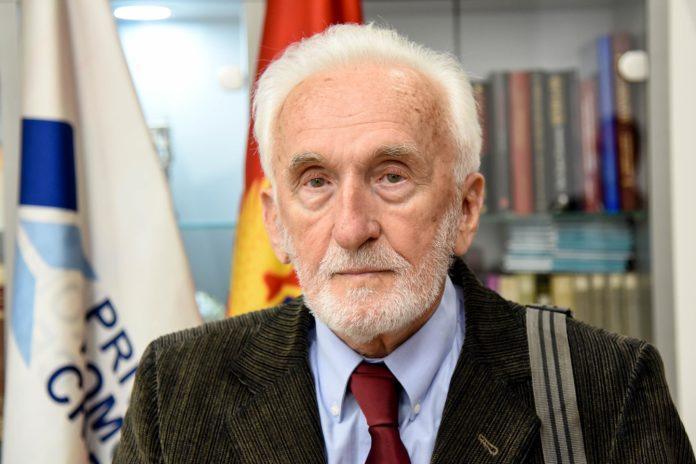 Koordinacioni odbor za kvalitet PKCG, Milan Perović, predsjednik