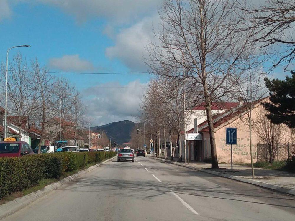 Lijep i sunčan dan u Nikšiću
