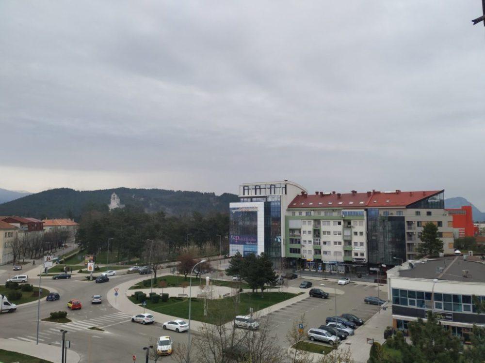 Mirna i hladna subota u Nikšiću