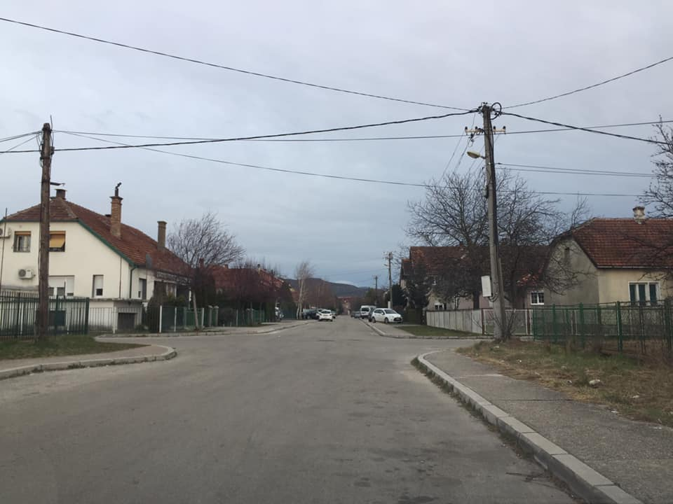 Oblačno jutro u Nikšiću