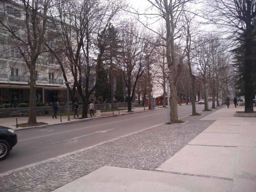 I jutros prohladno i oblačno u Nikšiću