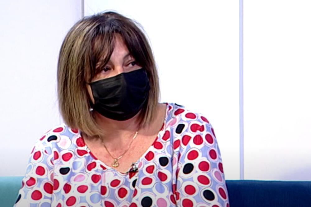 Ljiljana Radulović, transplatacija, Hrvatska