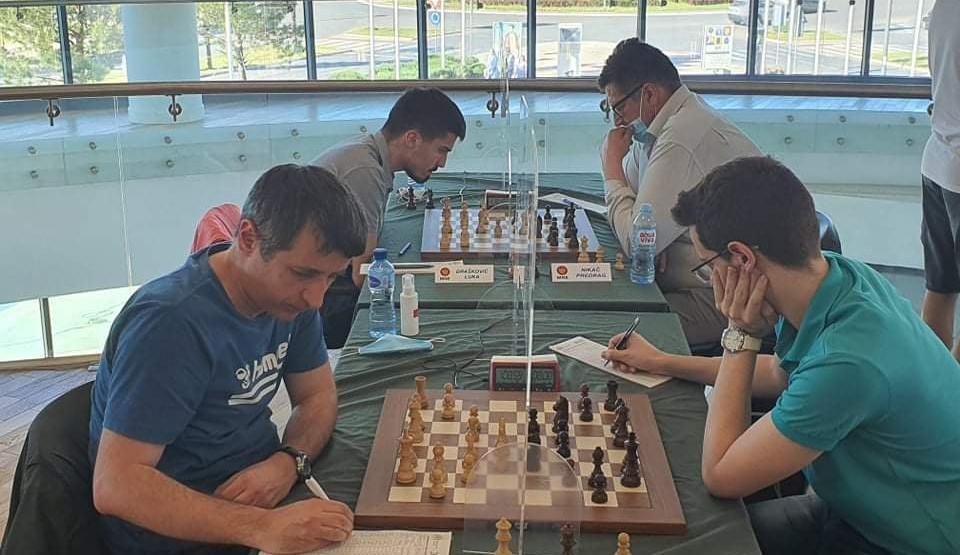 šah, Drašković, prvenstvo