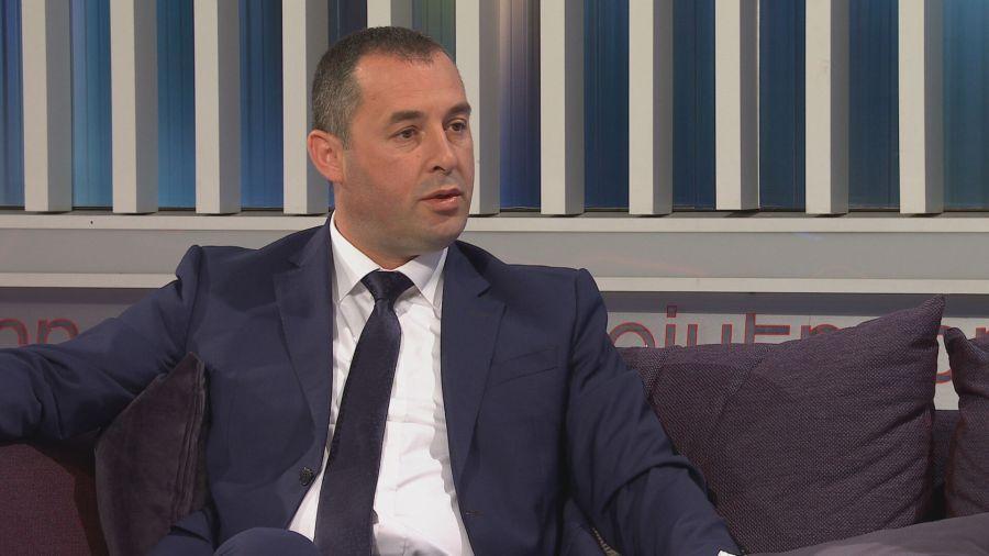 Direktor Fonda za zdravstveno osiguranje (FZO), Dragoslav Šćekić, montefarm