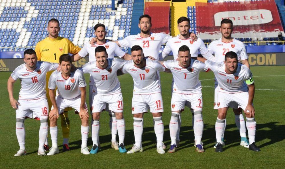 Seniorska reprezentacija Crne Gore, Sarajevo, fudbal,