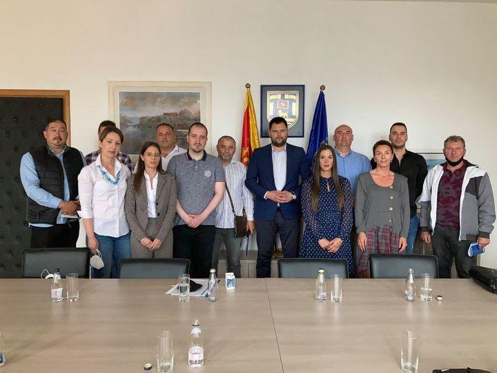 Kovačević potpisao ugovore sa NVO