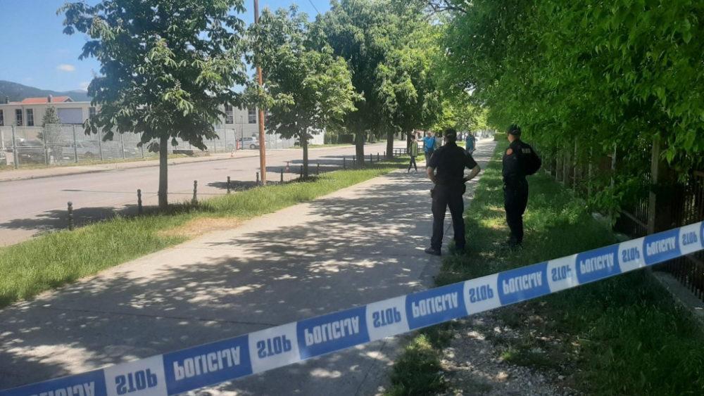 UP: U Nikšiću ubijen mladić