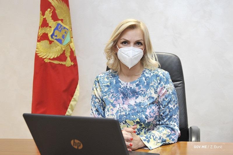 dr Jelena Borovinić Bojović, škola, đaci